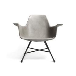 D'Hauteville Armchair | Restaurant chairs | Pfeifer Studio