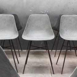 Too Cool For School Side Chair | Sedie ristorante | Pfeifer Studio