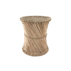 Authentic Indian Mooda Stool | Taburetes | Pfeifer Studio