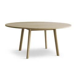 Eyes Wood Table EJ 2-T-135/160 | Dining tables | Erik Jørgensen