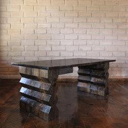 Venza Solid Wood Desk | Desks | Pfeifer Studio