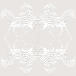 Zebra - Ivory | Wall coverings / wallpapers | Tenue de Ville