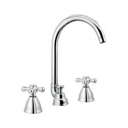 Alison 33 | Wash basin taps | Fir Italia