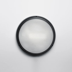Pantarei 300 glass black | Outdoor wall lights | Artemide Architectural