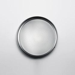 Pantarei 300 verre gris silver | Appliques murales d'extérieur | Artemide Architectural