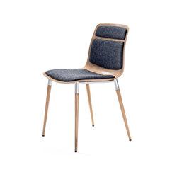 Pi Chair A.2 | Sedie visitatori | Piiroinen