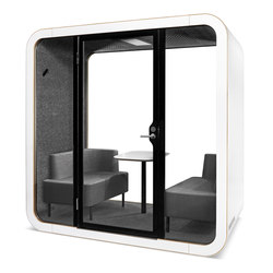 Framery Q – Meeting Maggie | Office Pods | Framery