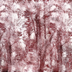 Mist - Garnet | Papiers peint | Tenue de Ville