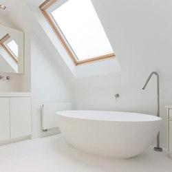 Salinas | Free standing bathtub | Vasche ad isola | COCOON