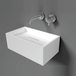 Sant Jordi I Solid surface toilet basin | Wash basins | COCOON