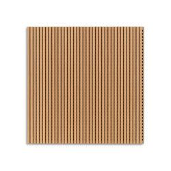 Ideacustic | High 16 | Wood panels | IDEATEC