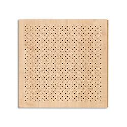 Ideaperfo | T16 | Wood panels | IDEATEC