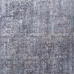 The Code light grey | Rugs / Designer rugs | kymo