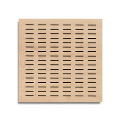 Ideaperfo | R32 | Wood panels | IDEATEC