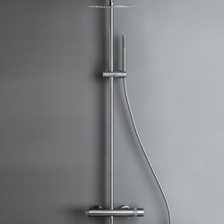 MONO SET32 | Rain shower column | Shower controls | COCOON