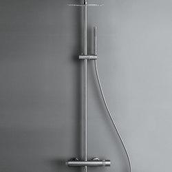 MONO SET32 | Rain shower column | Robinetterie de douche | COCOON