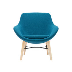 Ponder 68702 | Lounge chairs | Keilhauer