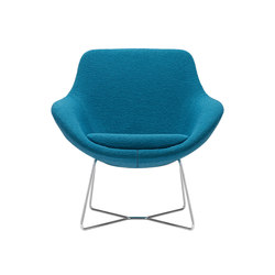 Ponder 68703 | Lounge chairs | Keilhauer