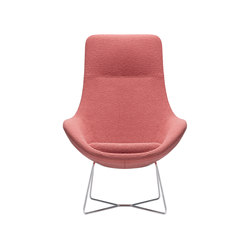 Ponder 68713 | Lounge chairs | Keilhauer