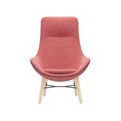 Ponder 68712 | Lounge chairs | Keilhauer