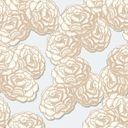 Blossom - Santal | Wall coverings / wallpapers | Tenue de Ville