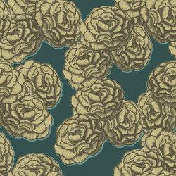 Blossom - Emeraude | Carta da parati | Tenue de Ville