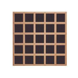 Ideawood | Grid | Wood panels | IDEATEC