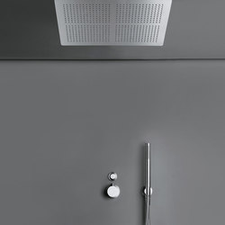 MONO SET26 XXL | Thermostatic rain shower set | Shower controls | COCOON