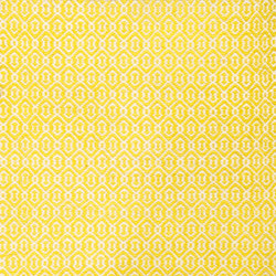 Wild Pitch white & yellow | Formatteppiche | kymo