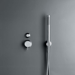 MONO SET30 | Shower set with diverter | Shower controls | COCOON