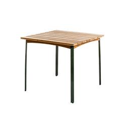 Kerteminde table | Mesas de comedor de jardín | Skargaarden
