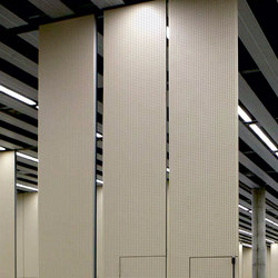 Ideamovil | Unidirectional panel system | Movable walls | IDEATEC