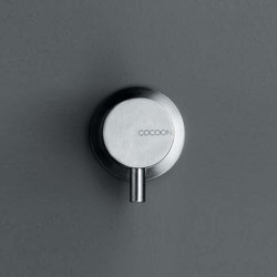MONO 01U | Single lever shower/bath mixer | Wash basin taps | COCOON