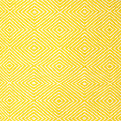 Soundscapes white & yellow | Tapis / Tapis design | kymo
