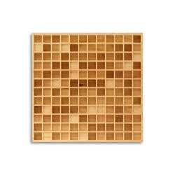 Ideawave | inCube | Wood panels | IDEATEC