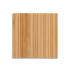 Ideawave | D-Wood | Wood panels | IDEATEC