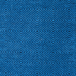 Soundscapes dark blue & blue | Tapis / Tapis design | kymo
