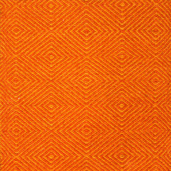 Soundscapes red earth & orange | Tapis / Tapis design | kymo
