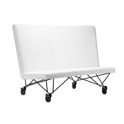 Wheels 10002 | Waiting area benches | Keilhauer