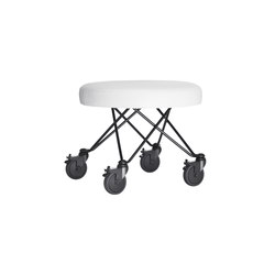 Wheels 10004 | Swivel stools | Keilhauer