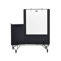 Wheels 10005 | Flip charts / Writing boards | Keilhauer