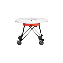 Wheels 10010 | Tables basses | Keilhauer
