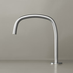 PB11 | Deck mounted spout | Wash-basin taps | COCOON