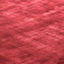 Studio NYC Pearl Edition The Edge cranberry & frosty grey | Rugs / Designer rugs | kymo