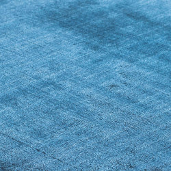 Studio NYC Pearl Edition The Edge dark blue & arctic grey | Rugs / Designer rugs | kymo