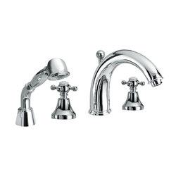 Melrose 22 | Bath taps | Fir Italia