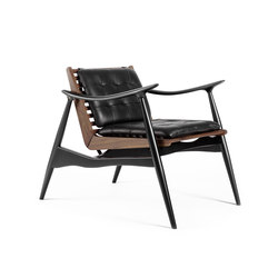 Atra Chair | Loungesessel | Luteca