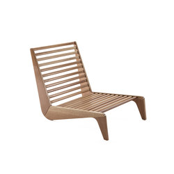 Ala Bench | Garden armchairs | Luteca
