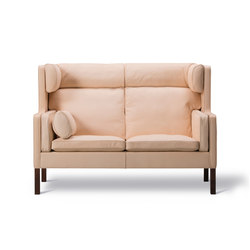 The Coupé Sofa | Canapés d'attente | Fredericia Furniture