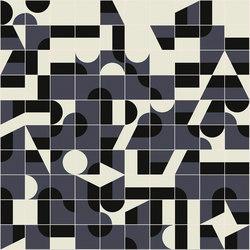Puzzle Schema 3 pattern | Keramik Fliesen | Ceramiche Mutina